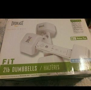 Other - Wii Everlast 2lb weights